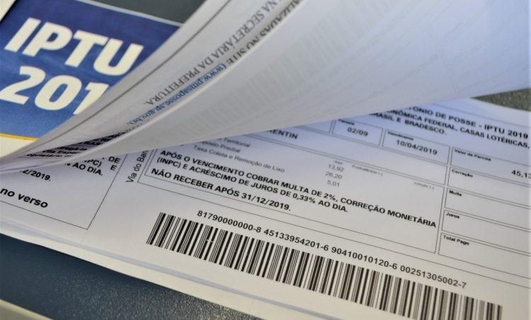 Pedidos de isenção e incentivo devem ser protocolados até 31 de março