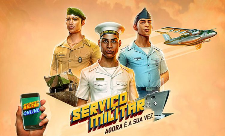 Prazo para Alistamento Militar é prorrogado para 30 de setembro