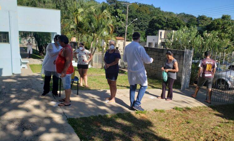 Município aguarda repasse de novo lote de vacina contra Influenza